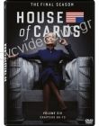 HOUSE OF CARDS ΠΕΡΙΟΔΟΣ 6